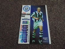 West Bromwich Albion v Huddersfield Town, 1997/98